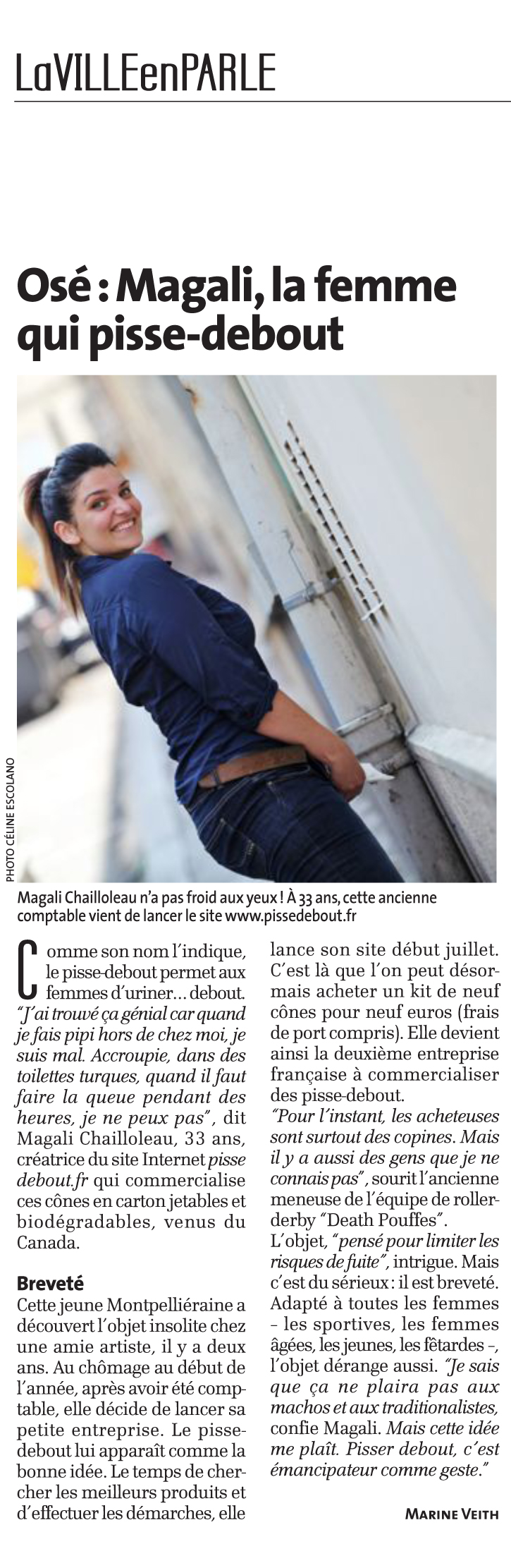 article la gazette pisse-debout